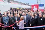 Ligne Belfort-Delle –inauguration 20