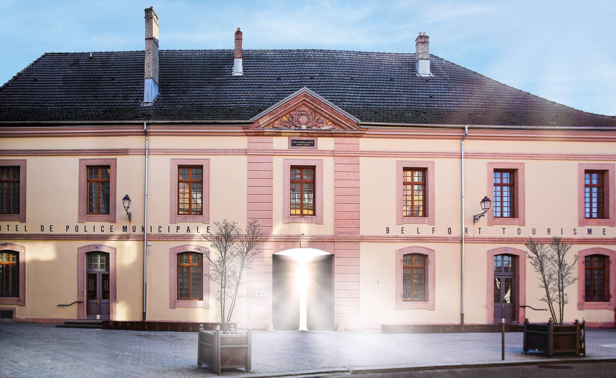 Belfort tourisme sera en vacances du 25 avril au 3 mai.