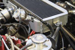 L'équipe est partie d'un moteur de Subaru de 280 chevaux.