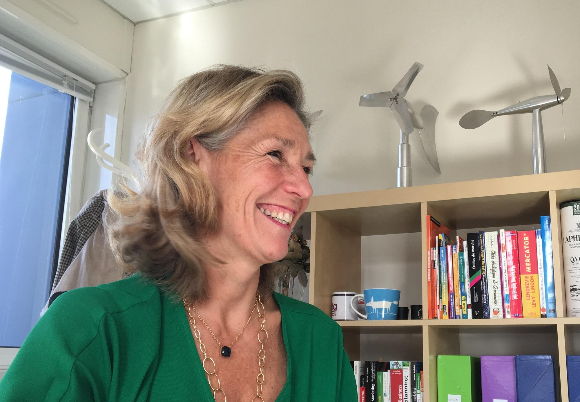 Laure Viellard, directrice de l'ESTA. (photo Pierre-Yves Ratti)