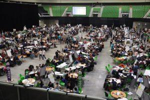 1600 étudiants de l'UTBM planchent à l'Axone pendant cinq jours.