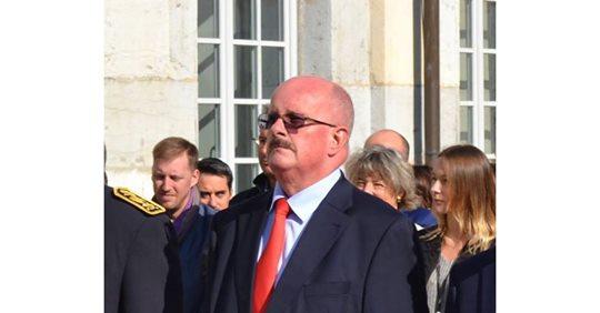 Jackie Leroux-Heurtaux, sous-préfet de Montbéliard. (Photo Facebook - Préfet du Doubs)