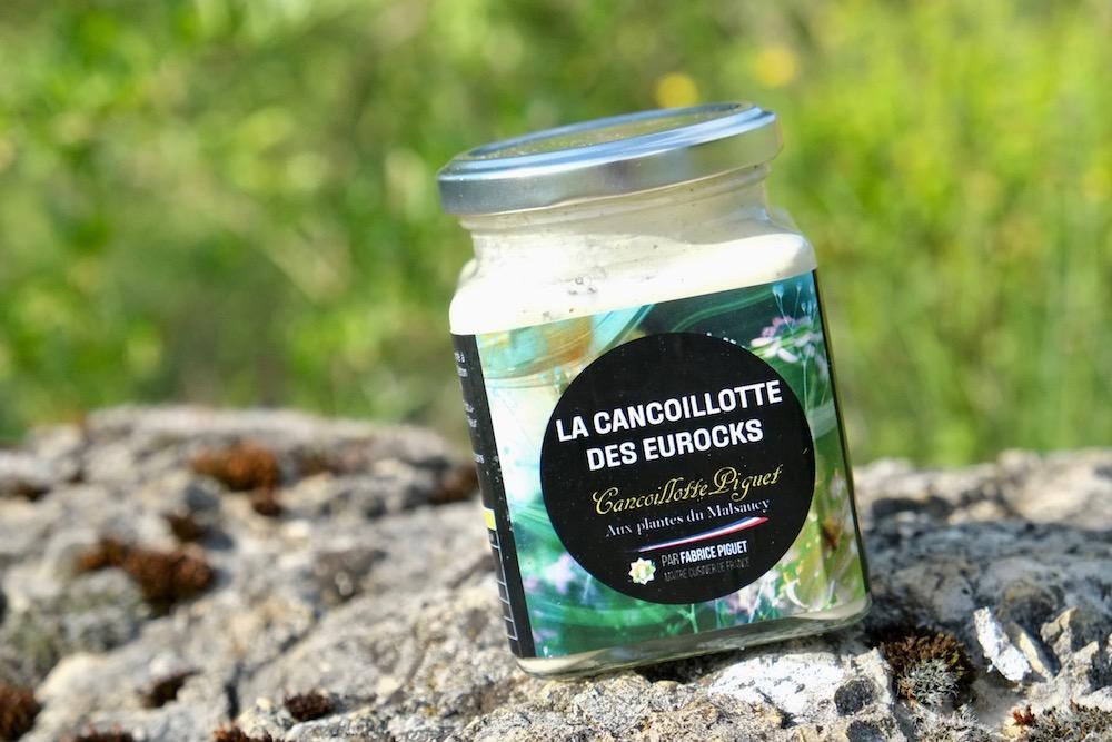 Le chef Fabrice Piguet crée la cancoillotte des Eurocks
