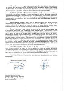 courrier 8 juillet 2019 de Mme la préfète et M. le procureur à M. PIGASSE TdeM_page-0003
