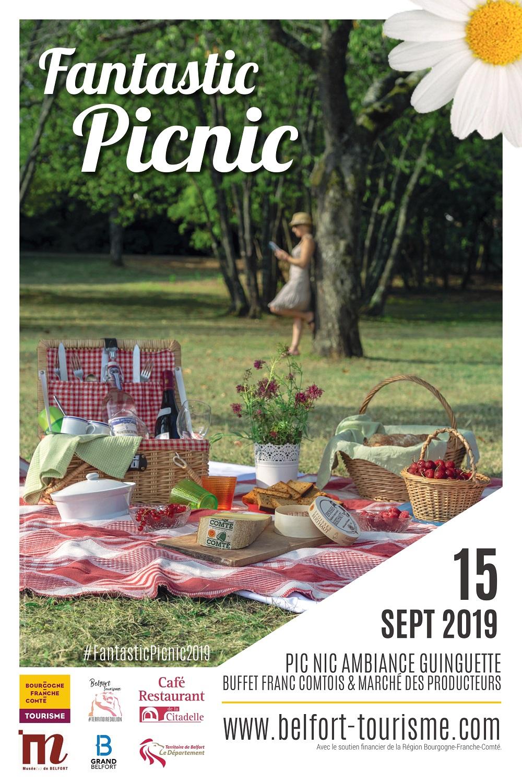 Affiche picnic