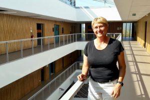 Christine Meyer, directrice de l'IFMS, en poste depuis 2007.