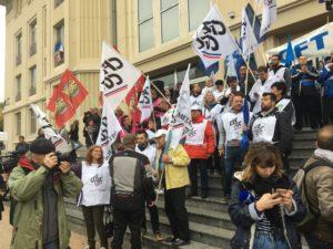 Manifestation GE Belfort octobre 2019 diaporama (12)
