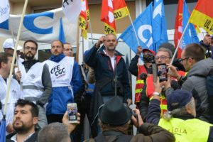 Manifestation GE Belfort octobre 2019 diaporama (4)