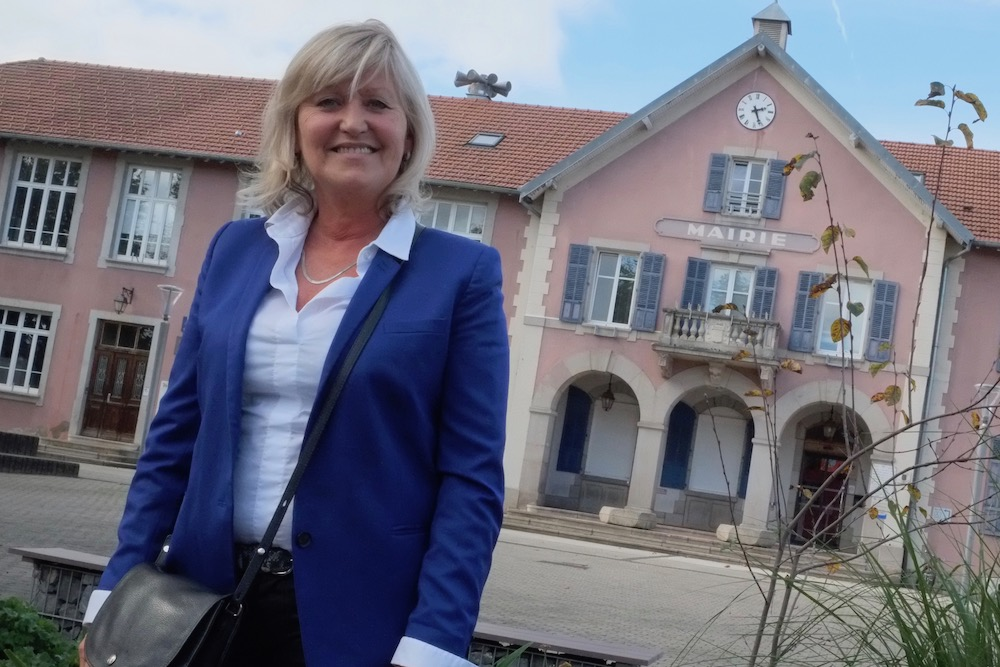 Marie-France Cefis