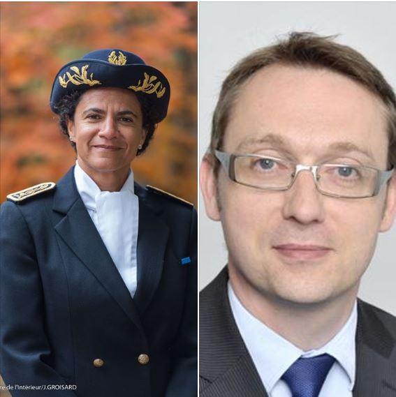 Sophie Elizéon sera remplacée par David Philot au poste de préfet du territoire de Belfort. (photo Facebook - préfecture du Territoire de Belfort)