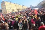 Grèves : forte mobilisation dans le nord Franche-Comté