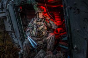 Les militaires belfortains sortent d'une période intensive d'entraînement.