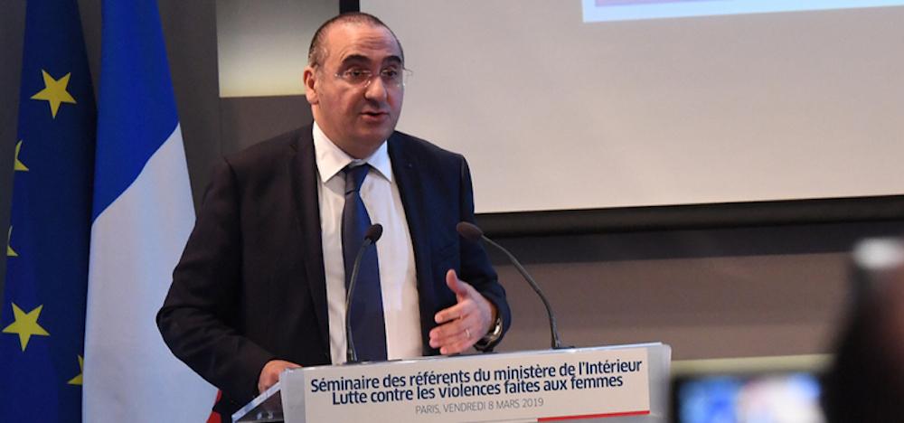 """Tensions à Dijon: Nuñez promet une """"extrême"""" fermeté face aux """"voyous"""""""
