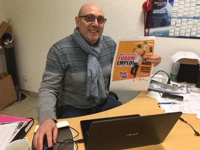 Forum emploi nord Franche-Comté