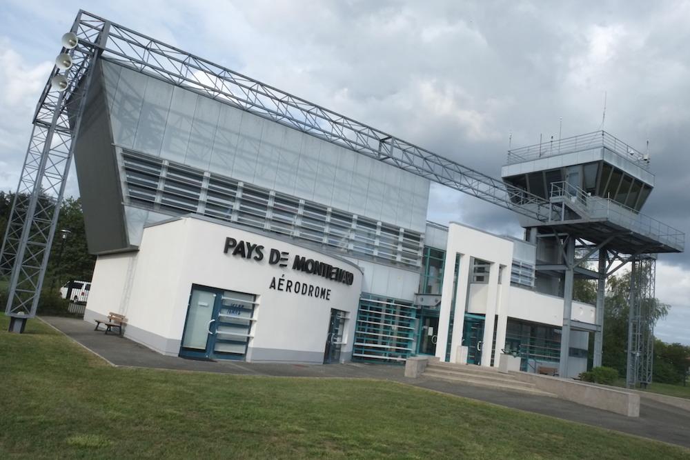 Aérodrome Courcelles