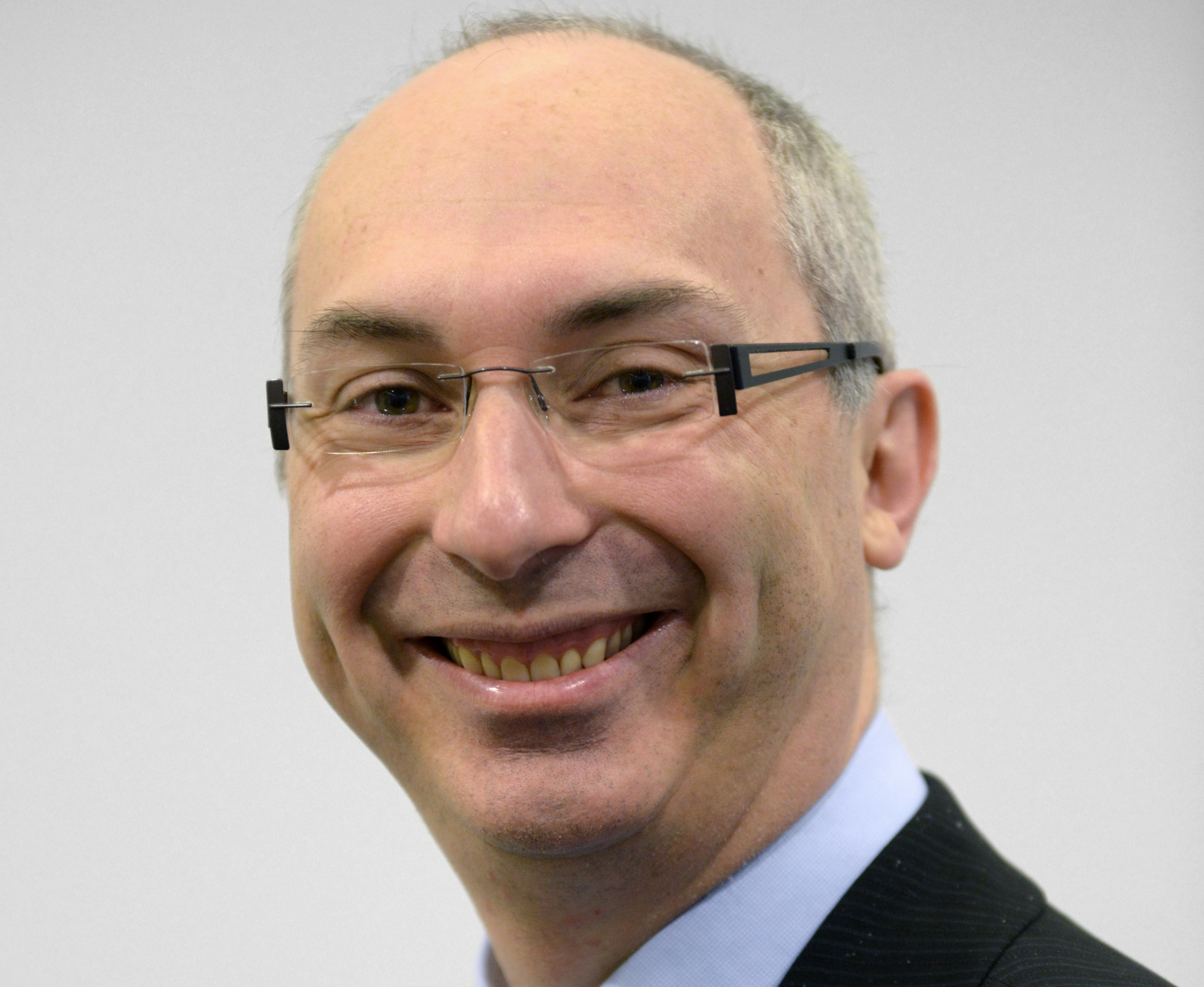Christian Arbez, directeur de la CCI du territoire de Belfort.