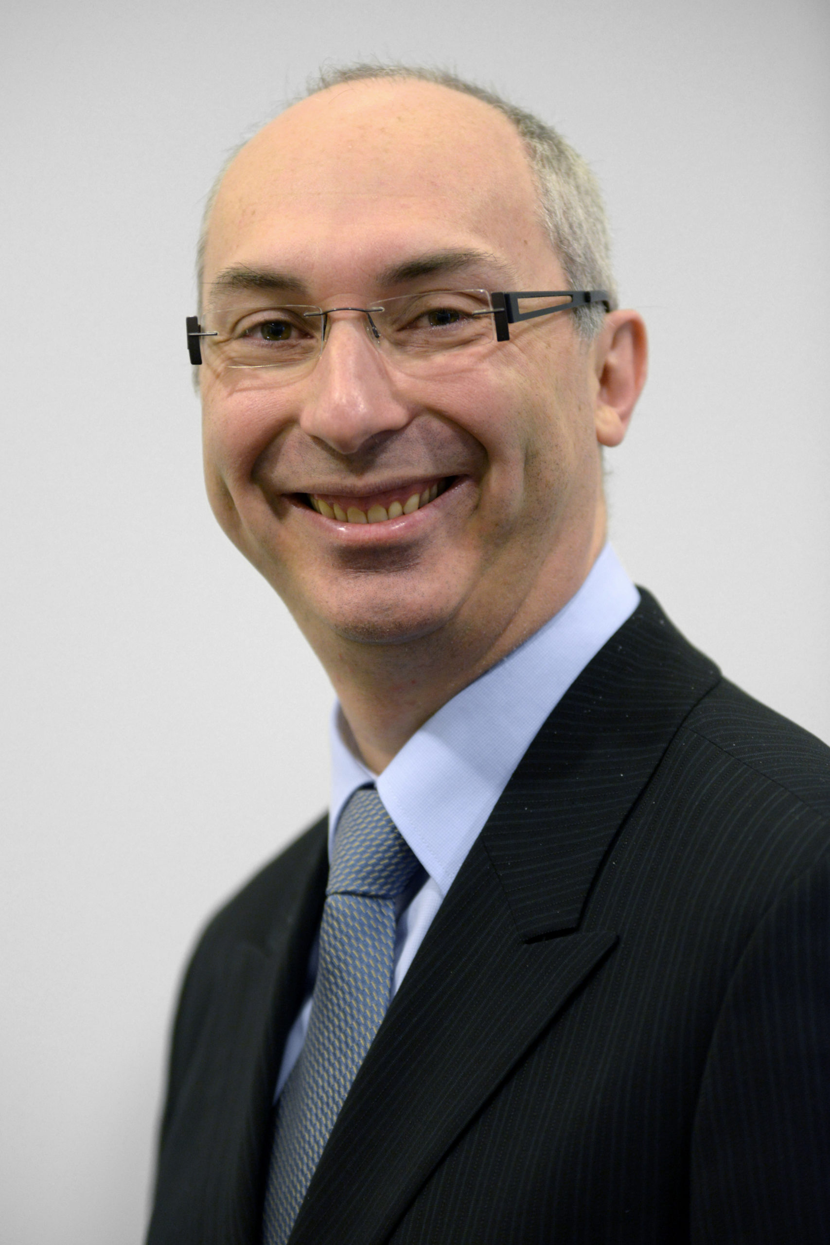 Christian Arbez, président de la CCI90