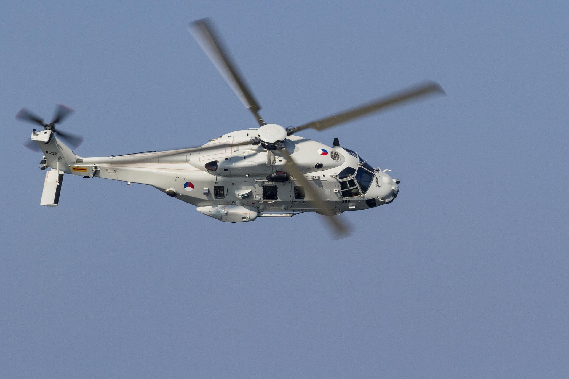Hélicoptère NH90