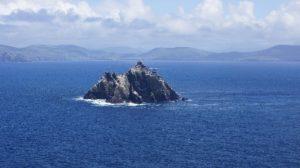 Skellig Islands (©Poppy97 - Pixabay)