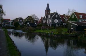 La douceur des villages hollandais (©Gautier Drouin).