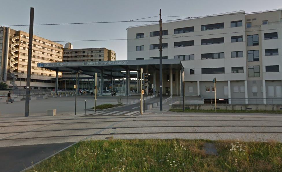 500 000 euros de dons ont été déposés pour les personnels du CHU de Besançon, dans le Doubs.