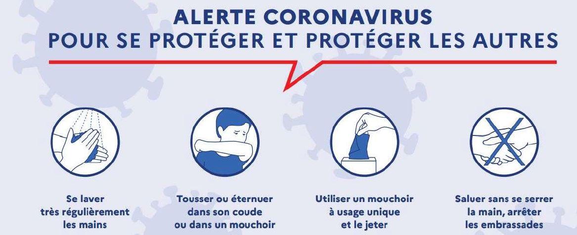 Gestes barrière et stabilisation covid 19 Bourgogne-Franche-Comté