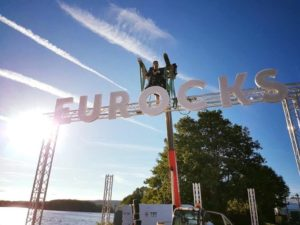 TNT Events aux Eurocks