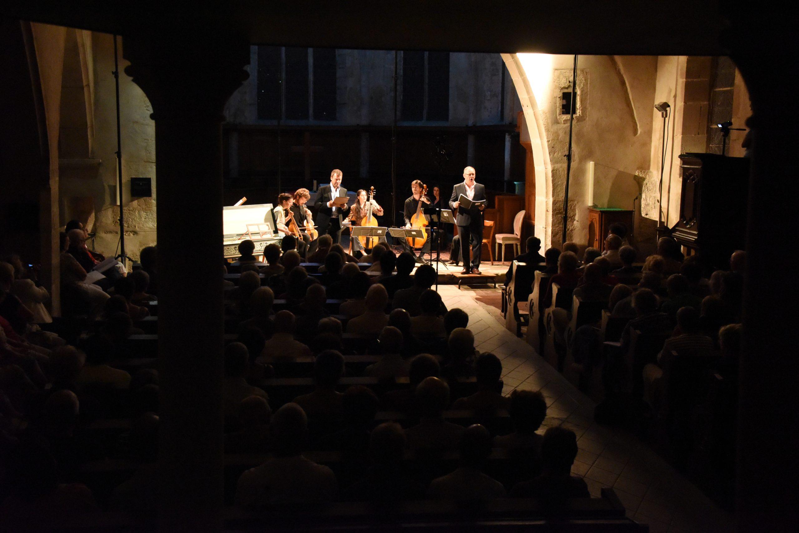 Le festival Musique et mémoire, organisé au coeur des Vosges du Sud, est annulé.