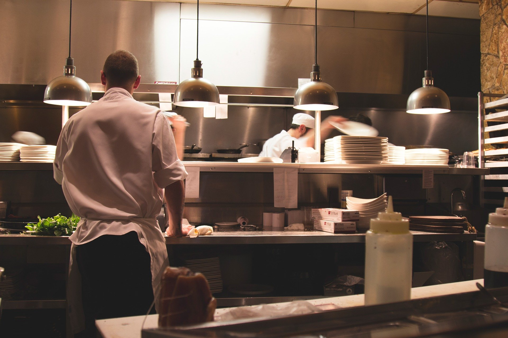 restaurant coronavirus