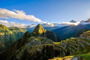 L'une des vues les plus emblématique des Andes, avec le Machu Picchu au Pérou (©27447– Pixabay).