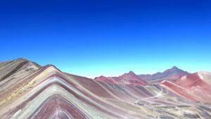 La sublime montagne arc en ciel Vinicunca (©derekschng– Pixabay).