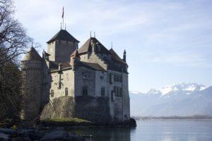 Le château de Chillon (©Tessa Photography)
