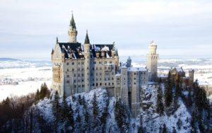 Neuschwanstein Schloss, en Bavière (©Lilen23 – Pixabay)