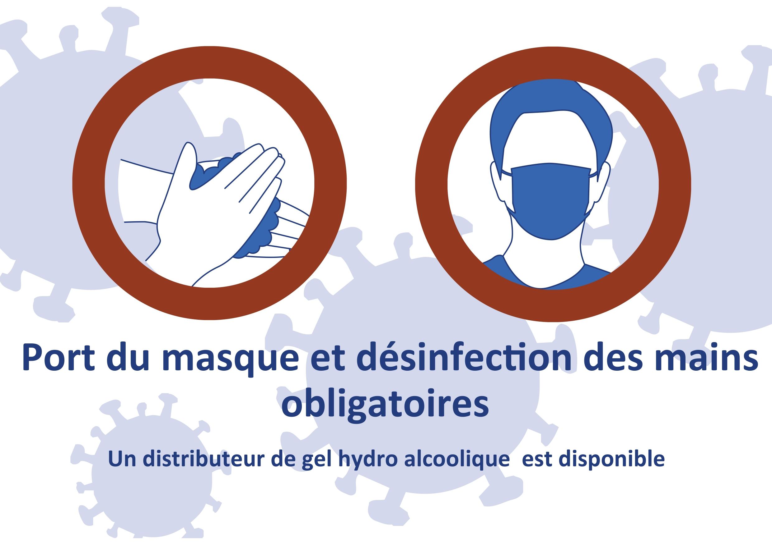 Les gestes-barrière et, en complément, le port du masque, doivent ralentir la propagation du virus.