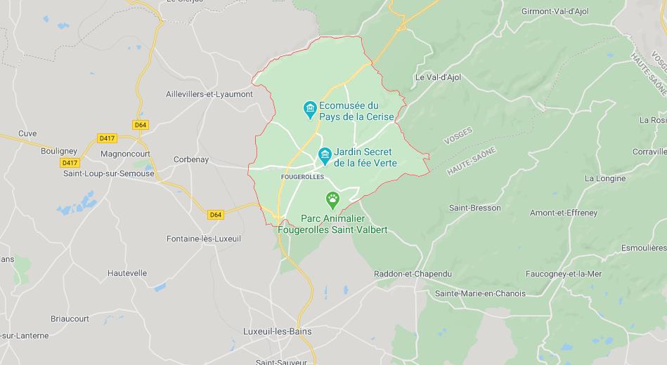 À Fougerolles, en Haute-Saône, une femme a tendu un guet-apens à son ancien compagnon et l'a poignardé, le 1er mai.