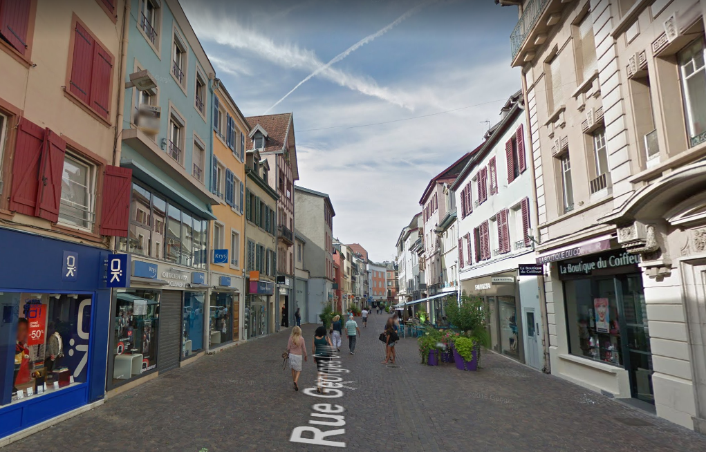 Les commerces de Montbéliard ouverts le jeudi de l'Ascension.