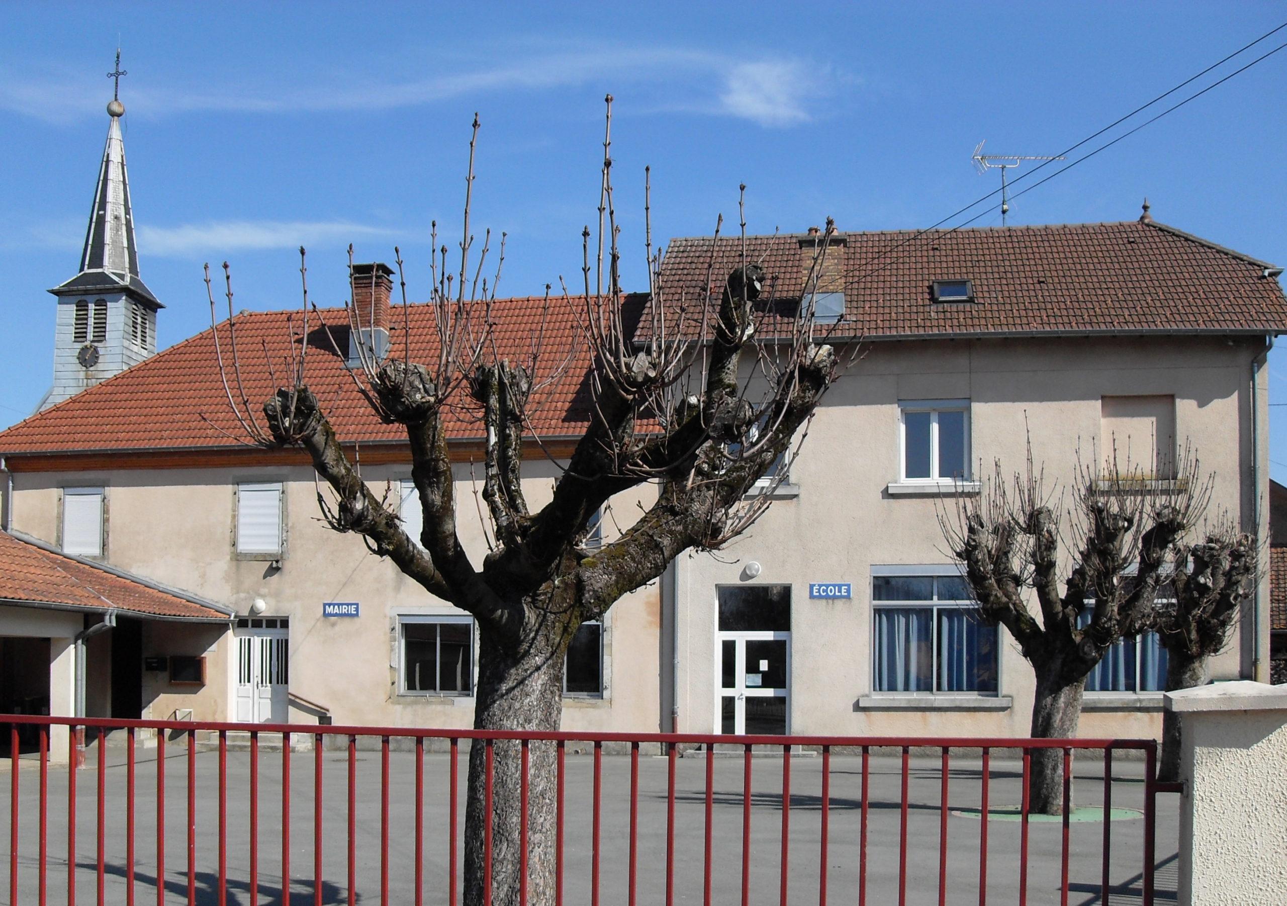 Froidefontaine,_Mairie_et_École