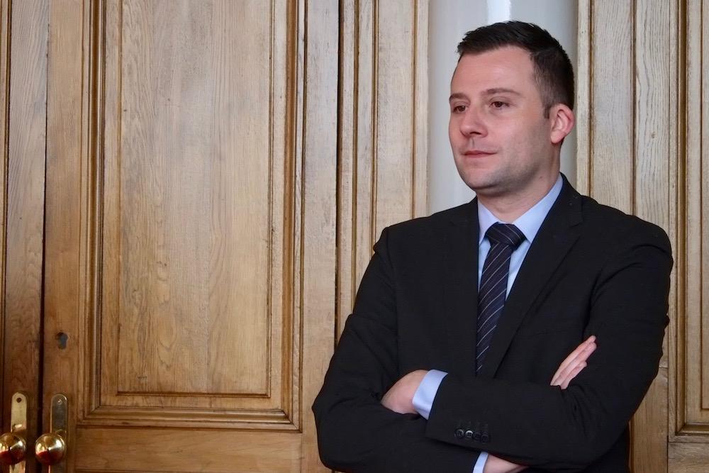 Trois ans d'inéligibilité sont requis à l'encontre du député LR du Territoire de Belfort Ian Boucard, dans l'affaire des faux tracts des élections législatives de 2017.