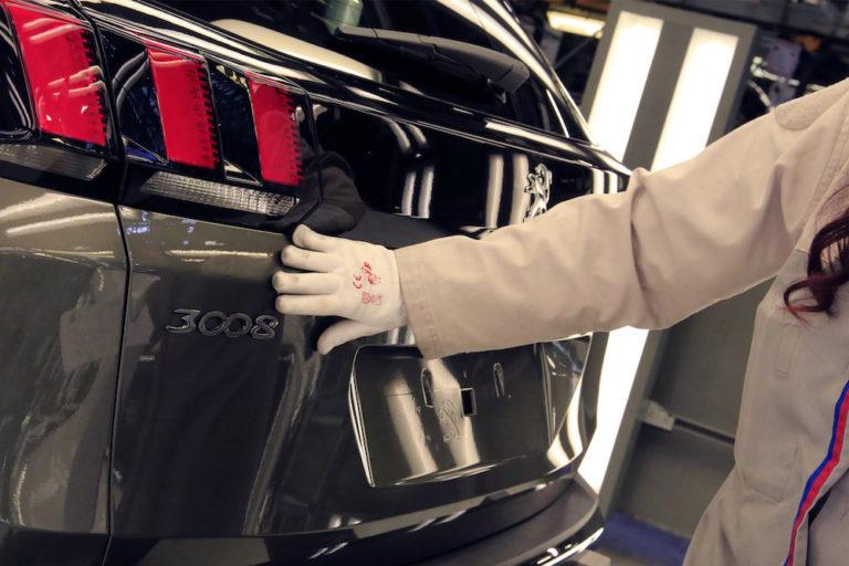 PSA a confirmé la fabrication de la future génération de la 3008 à Sochaux.
