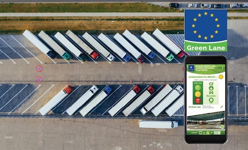 Galileo green lane