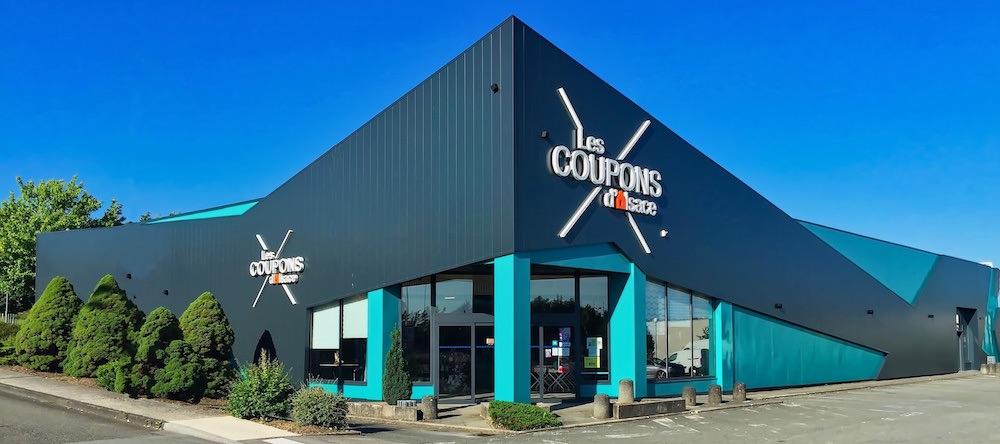 Les 4 boutiques des Coupons d'Alsace ont rouvert le 27 avril.