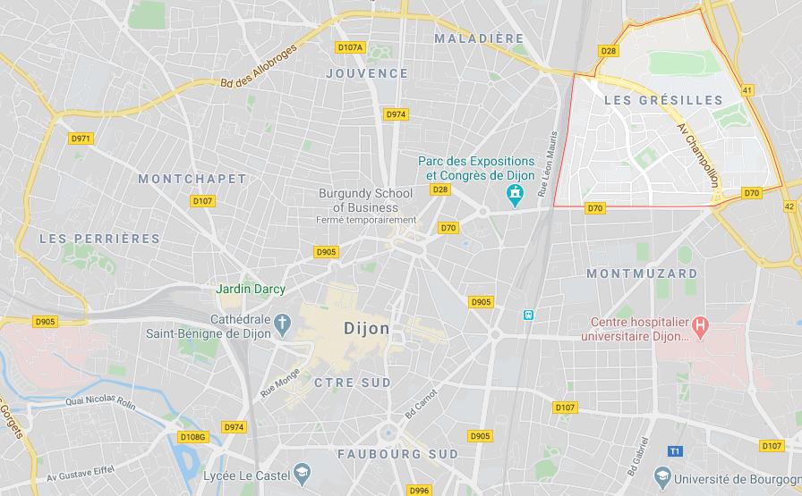 Violences à Dijon: nouvelles fouilles aux Grésilles, huit interpellations