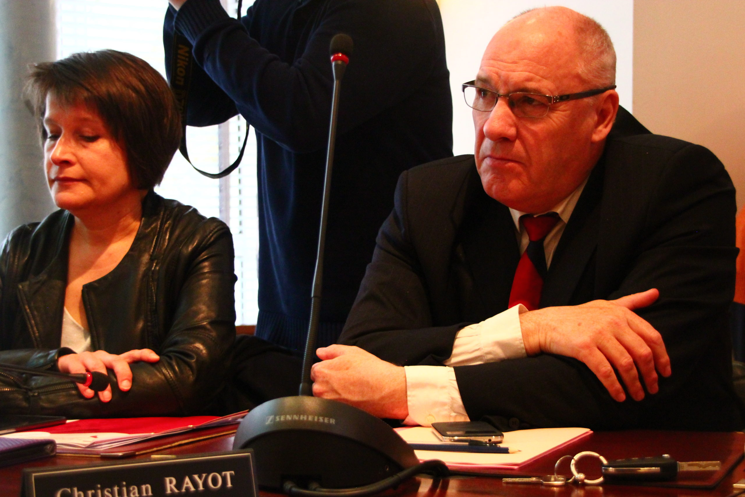 Christian Rayot a été réélu président de la communauté de communes Sud Territoire.