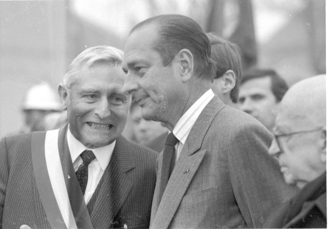 Louis Souvet, ancien maire d'Exincourt et de Montbéliard (1989-2008), dans le pays de Montbéliard, est mort ce lundi 29 juin, en fin d'après-midi.