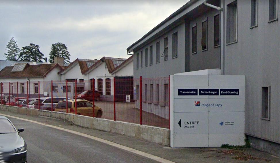 Peugeot Japy, à Valentigney, est placé en redrement judiciaire.