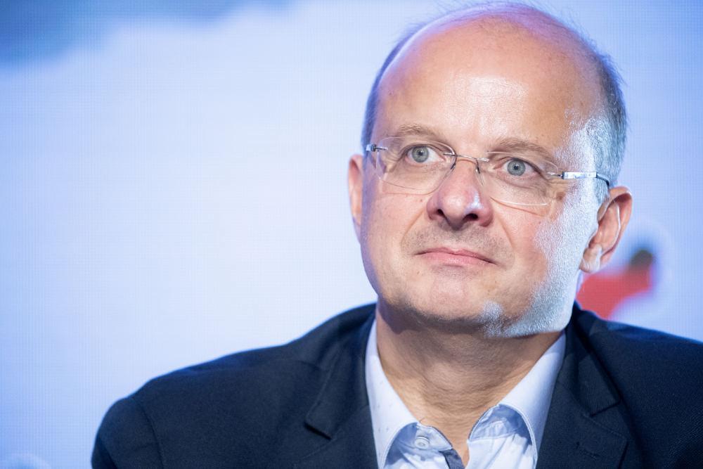 Le député européen Christophe Grudler milite pour une structuration de la filière hydrogène.