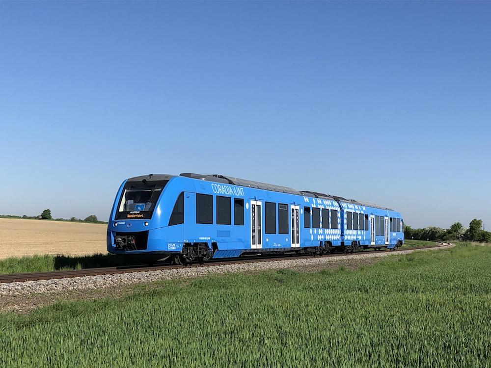 Coradia ILint d'Alstom, hydrogène (Alstom)
