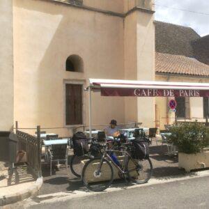 Sur l'Euroveloroute6 entre Paris et Montbéliard