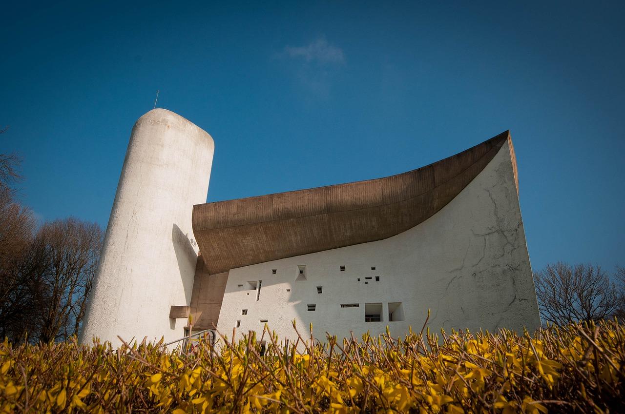 Des nouveautés interviennent dans les visites de la chapelle Le Corbusier.