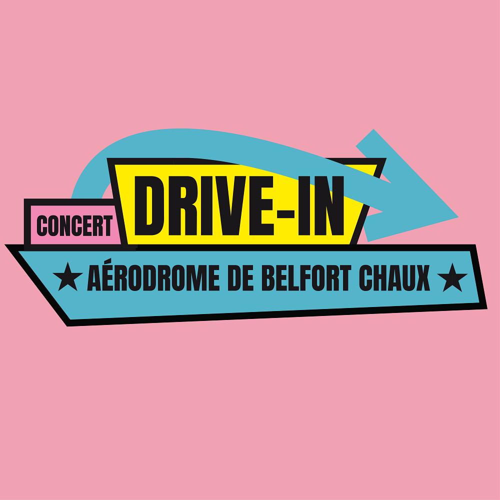 Le Département du Territoire de Belfort va organiser le premier concert en drive in du Territoire de Belfort, le samedi 29 août à Chaux.